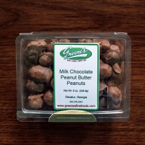 Milk Chocolate Covered Peanut Butter Peanuts