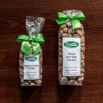 Sweet and Salty Pecans